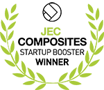 JEC Composites Startup Booster Winner