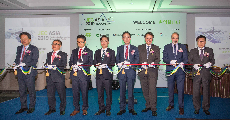 JEC Asia 2019 Opening Ceremony